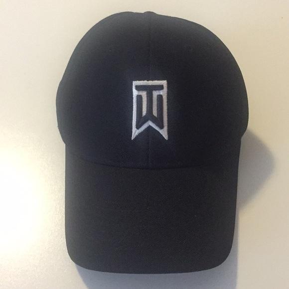Black Nike Tiger Woods Hat da25029709a